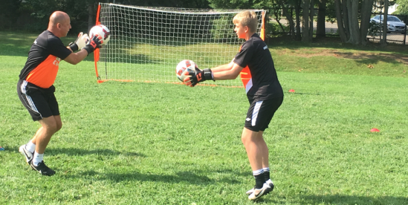 One on One Goalkeeper Coaching